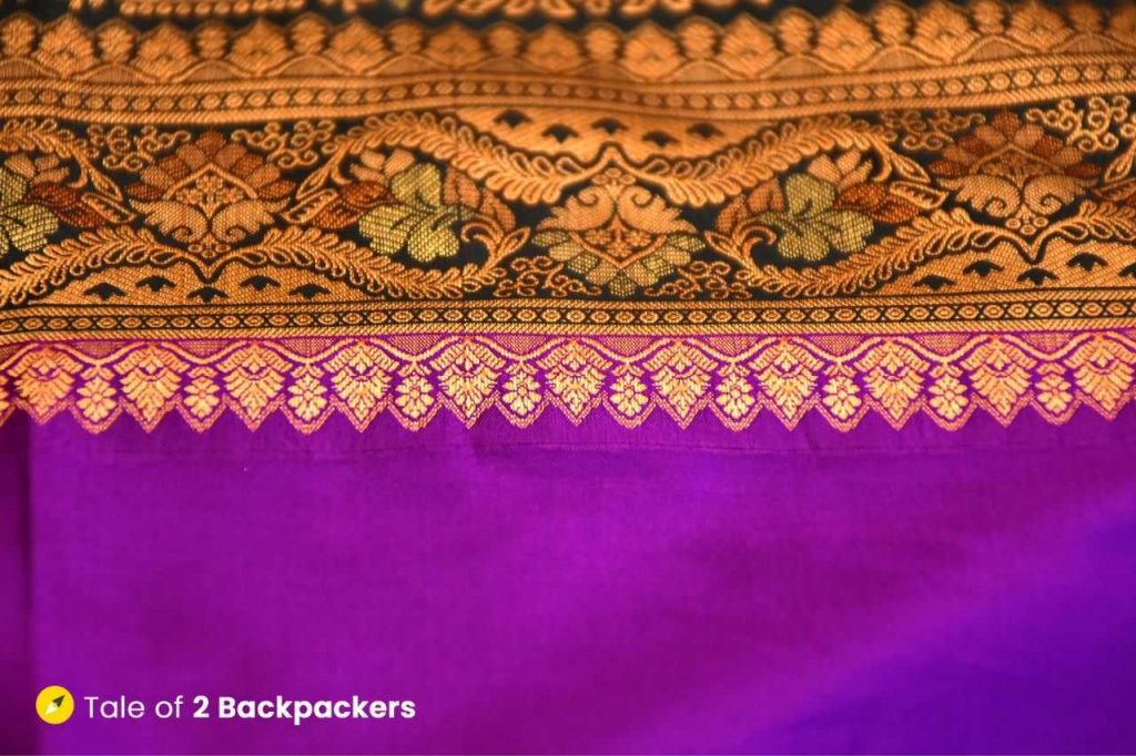 Designs of Banarasi Silk