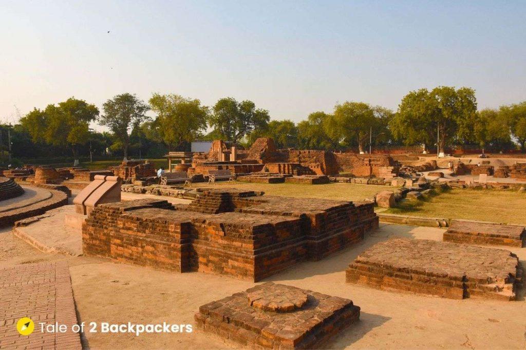 Rectangular Complex at Sarnath Buddhist Complex