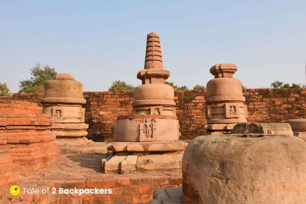 Sarnath Buddhist Complex