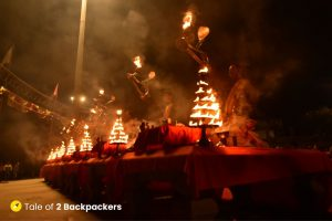 Tips for Ganga Aarti photography in Varansi