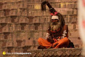 photographjy tricks in Varanasi