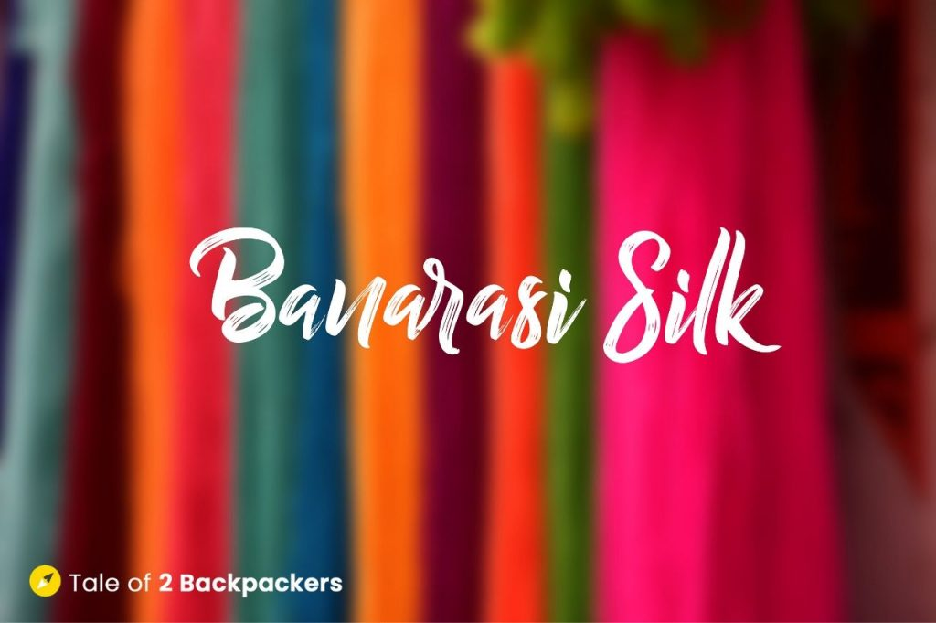 The story of Banarasi silk saree