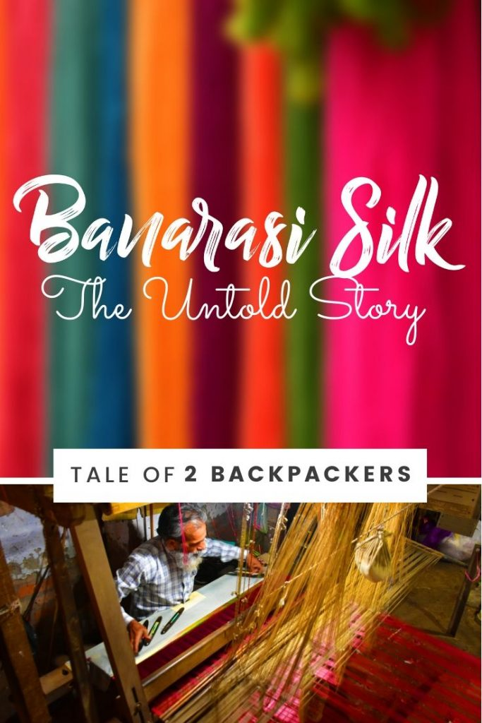 The untold stories of Banarasi silk