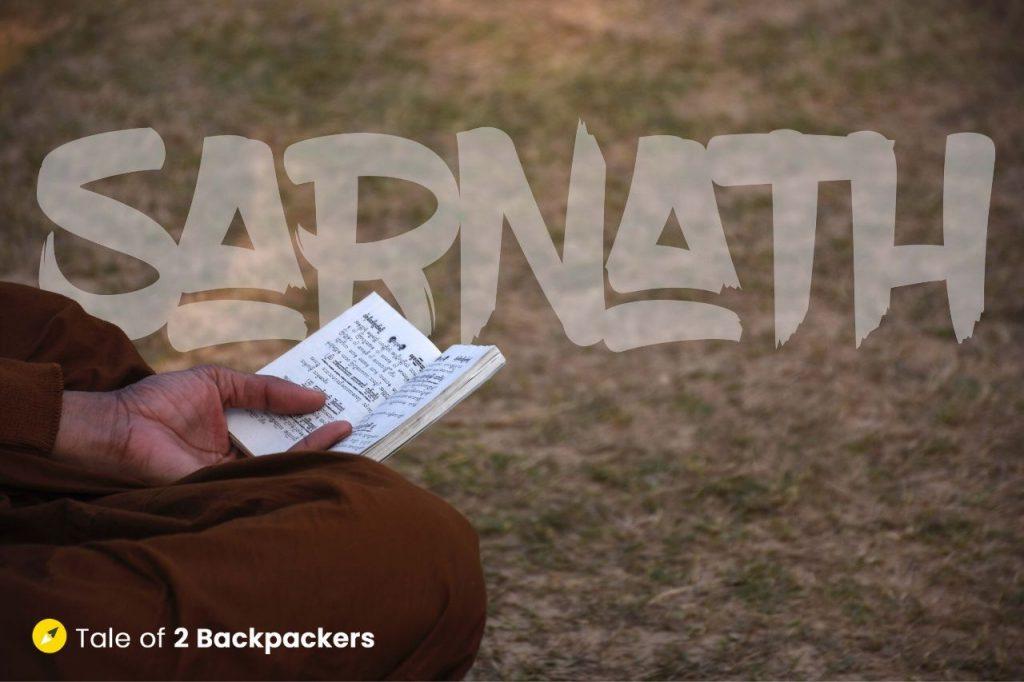 A trip from Varanasi to Sarnath