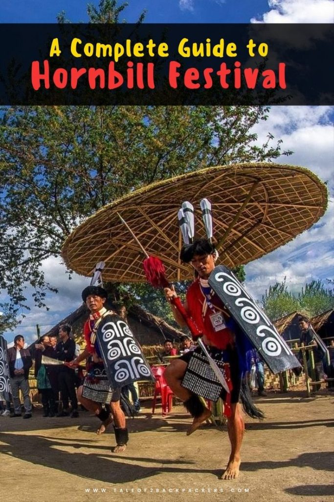 A Complete Guide to Hornbill Festival #nagalandtourism #northeastindia
