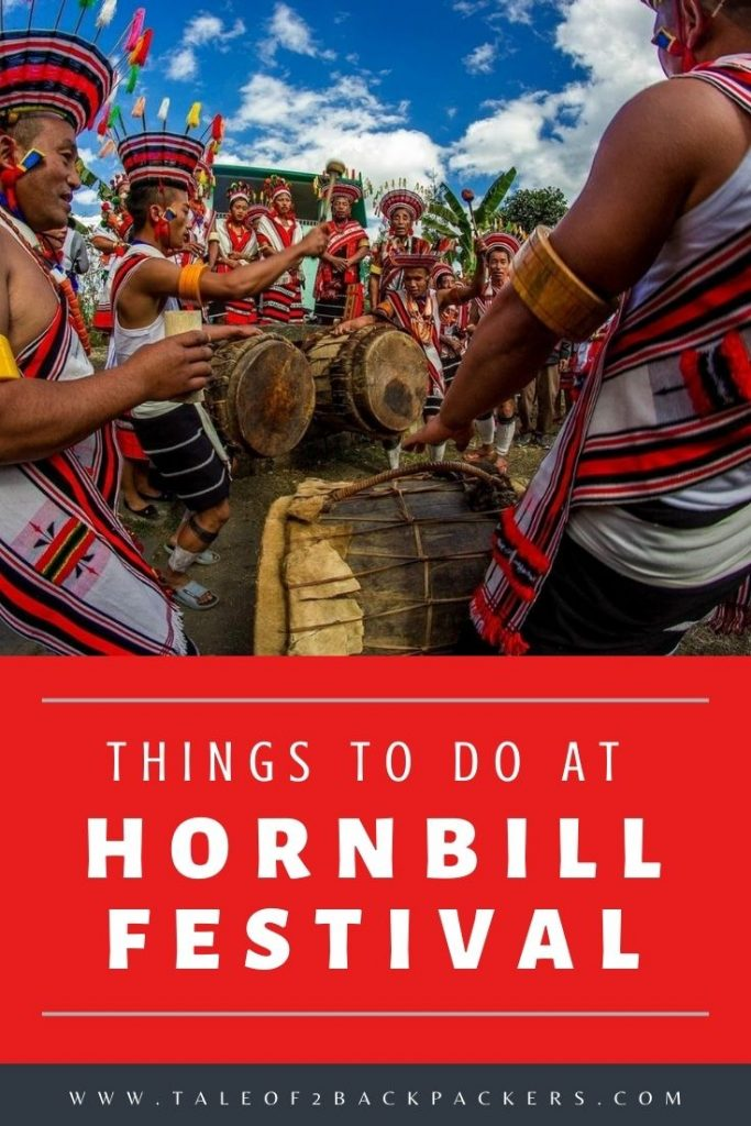 Things to do in Hornbill Festival #nagalandtourism #northeastindia
