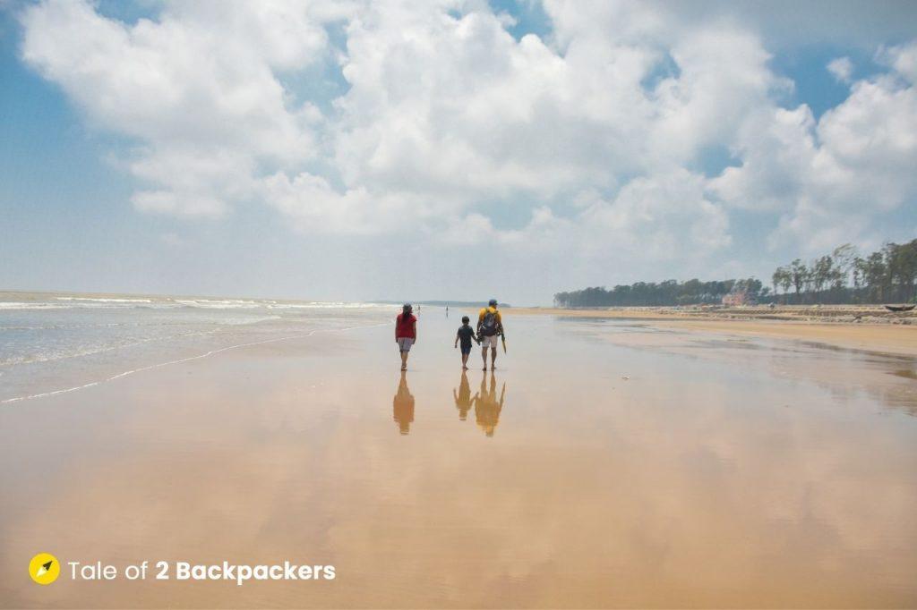 Baguran Jalpai Beach - an offbeat weekend destination from Kolkata