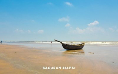 Baguran Jalpai – A Secluded Beach with Red Crabs (Quick Getaway from Kolkata)