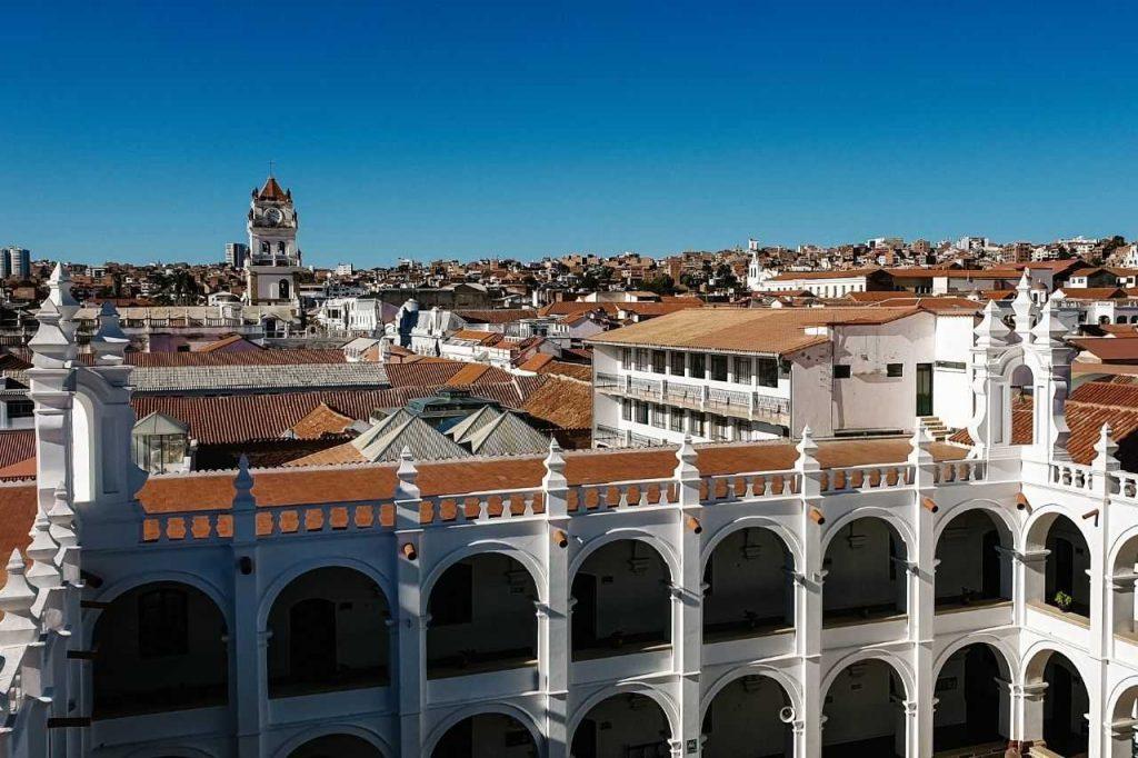 Convento de San Felipe neri, Sucre