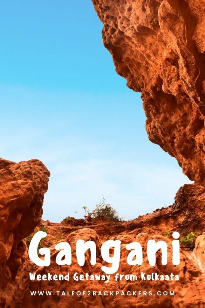 Gangani - the Grand Canyon of Bengal