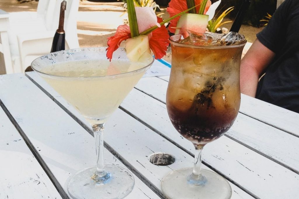 Happy Hours at Rarotonga Cook Island
