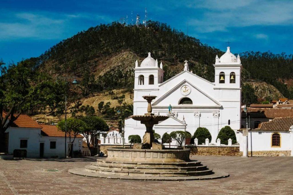 La Recolata Monastery, Sucre, Bolivia