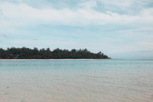 Muri Beach at Rarotonga Cook Island