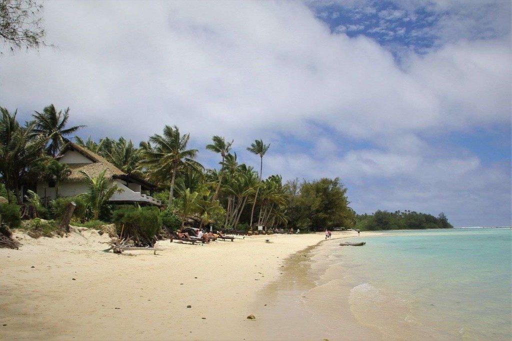 Rarotonga Cook Island Beach