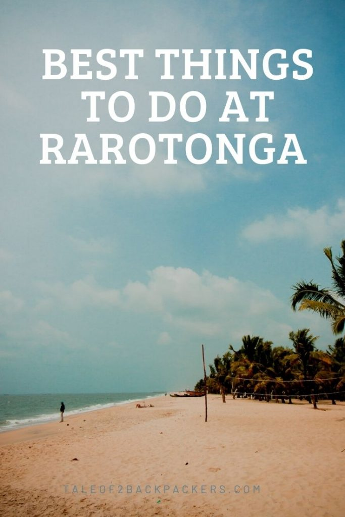Best Things to do at Rarotonga