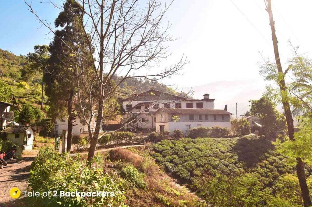 Factory at Singtom Tea Estate and Resort Darjeeling