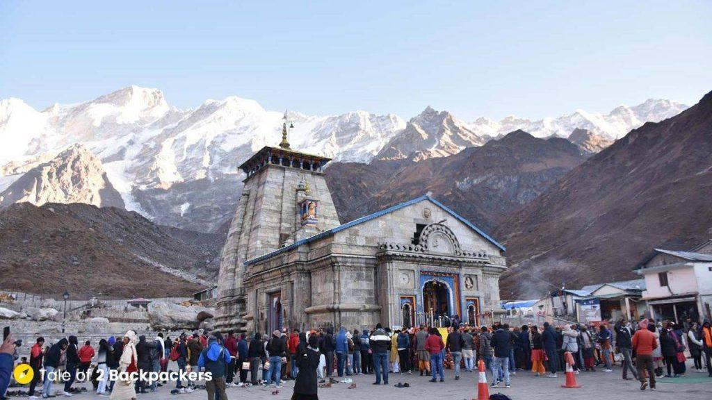 Kedarnath Temple Char Dham yatra Uttarakhand