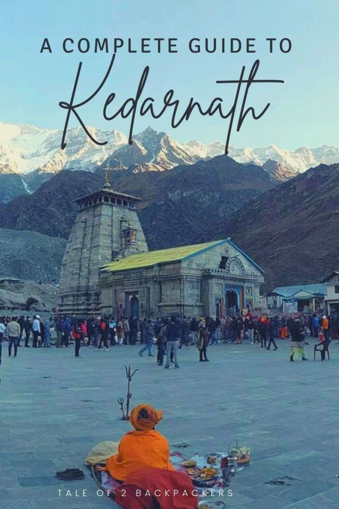 Kedarnath Yatra Travel guide