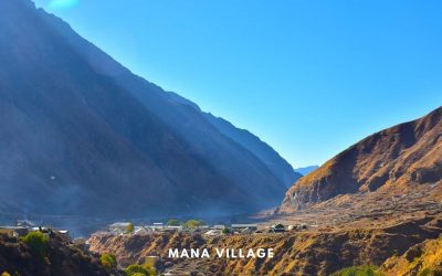 Trip to Mana Village – the Last Village of India