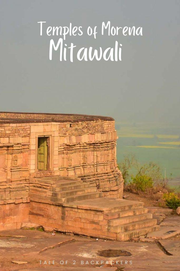 Chausath Yogini Temple Mitawali - Temples of Morena