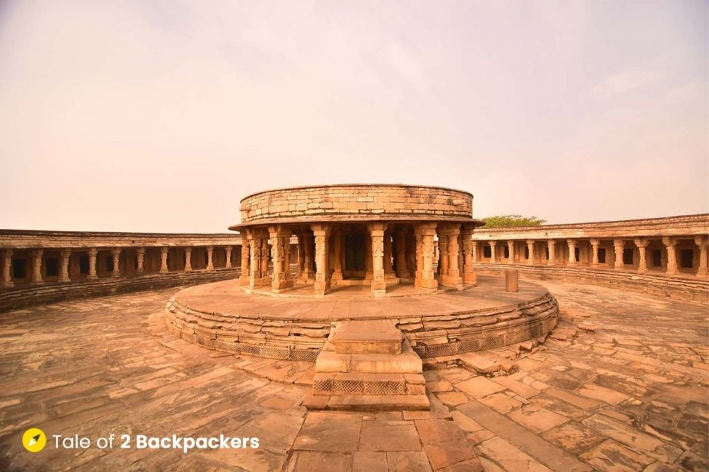 Chausath Yogini Temple Morena - Temples of Chambal Valley