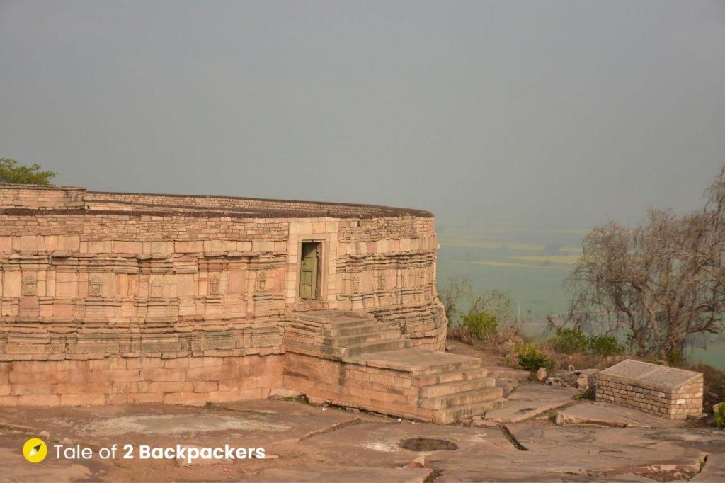 Ekattarso Mahadev Temple Morena