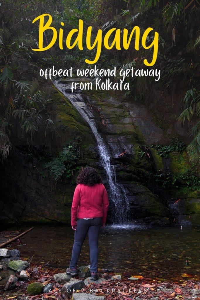 Bidyang - an offbeat weekend getaway from Kolkata