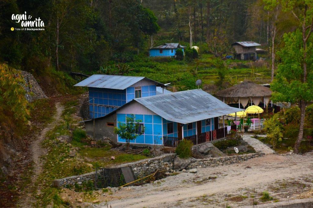 Homestay at Bidyang valley