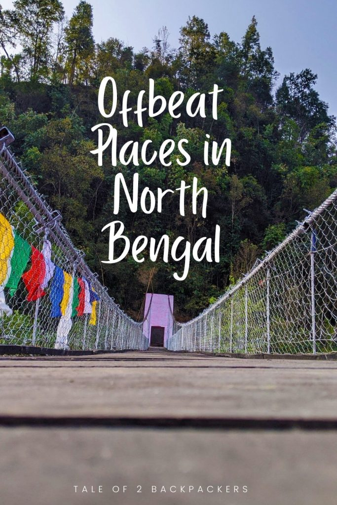 Offbeat Places to visit in North Bengal