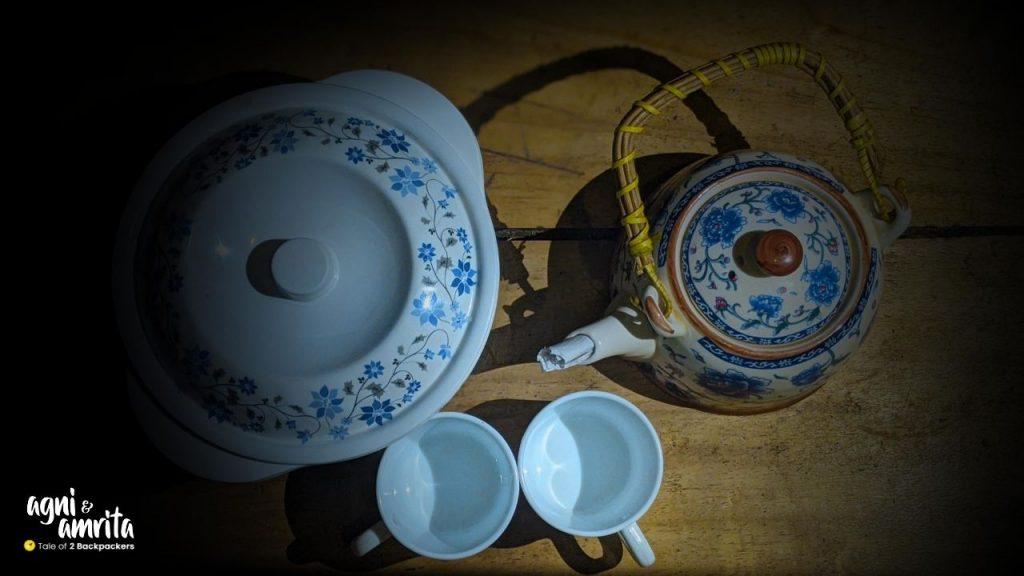 Tea at Bidyang Homestay
