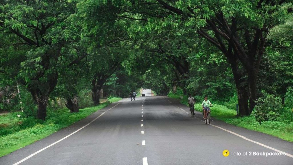Balasore to Bangriposi by road