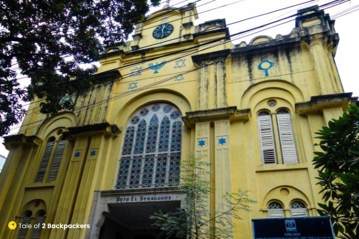 Beth El Synagogue in Kolkata