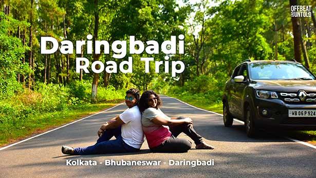 Daringbadi Road Trip