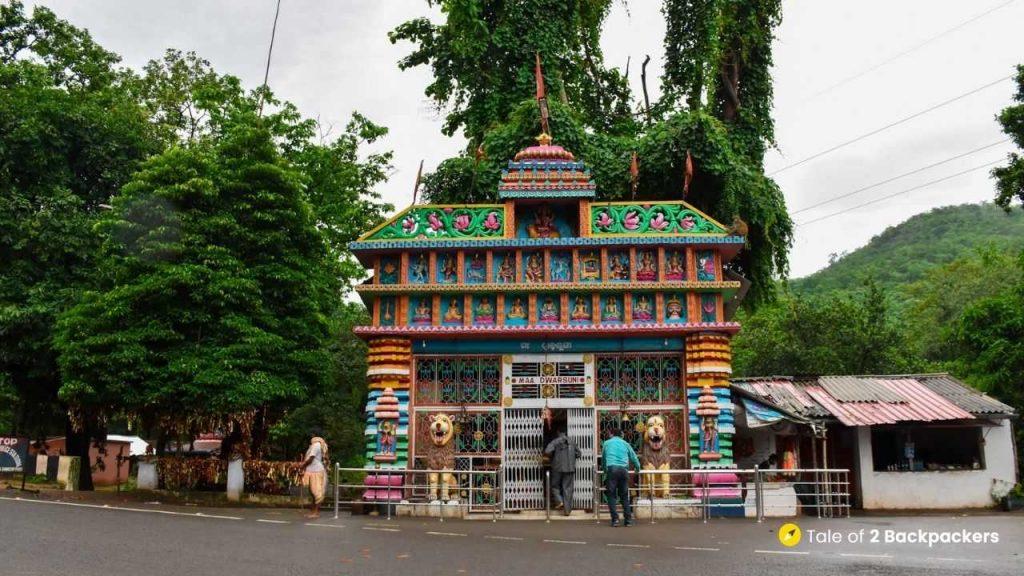 Duarsini Temple at Bangriposi