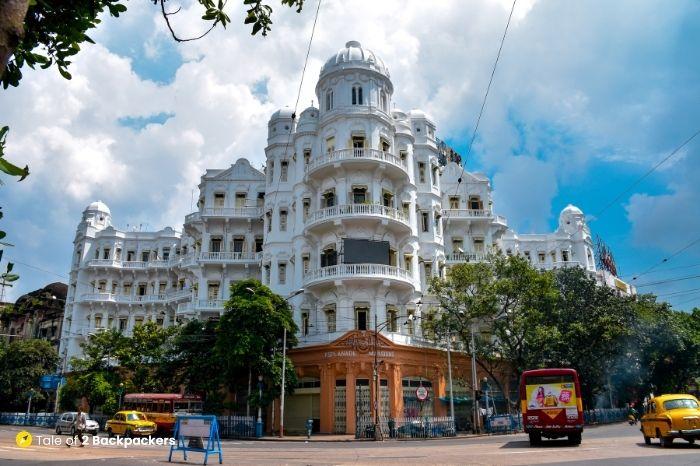 Esplanade Mansion Kolkata is built by a Jew