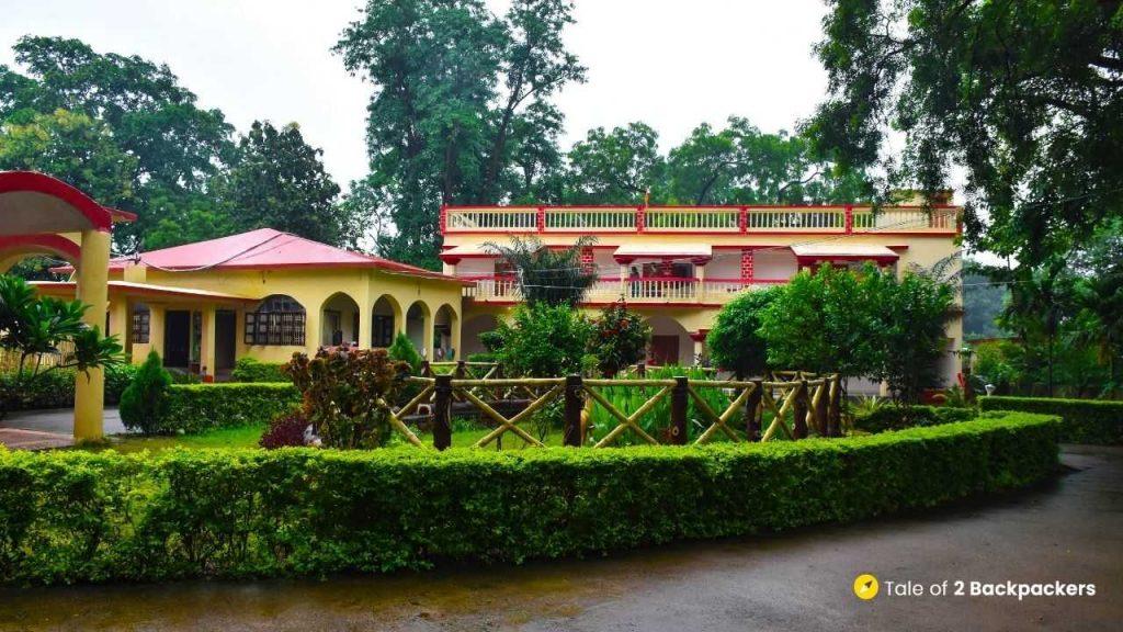 Khairi Resort - places to stay in Bangriposi