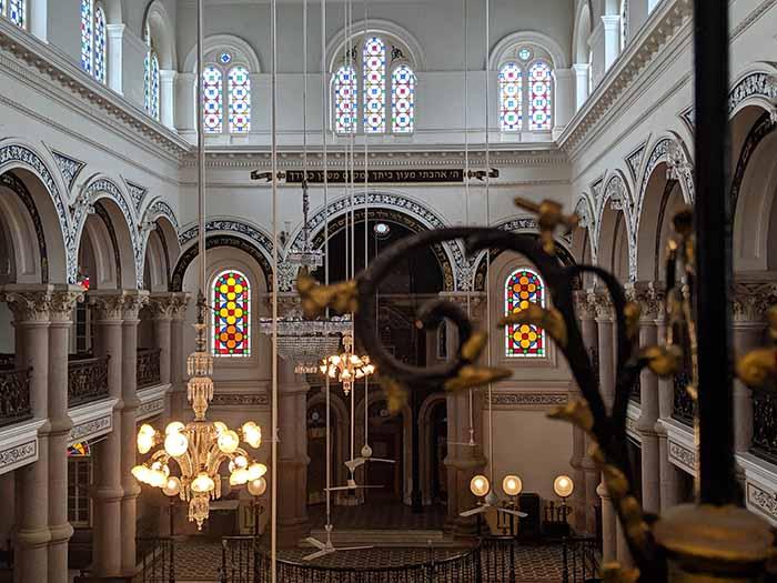 Magen David Synagogue Kolkata - a testimony of Jewish community in Kolkata