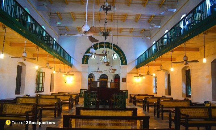 Neveh Shalome Synagogue of Kolkata