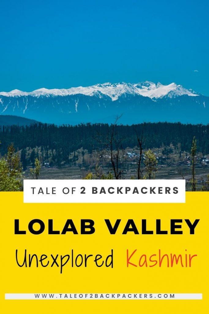 Lolab Valley Unexplored Kashmir