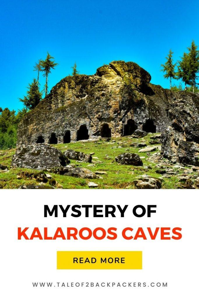 Mystery of Kalaroos Caves