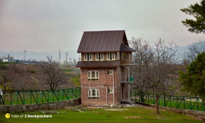 A Kashmiri house