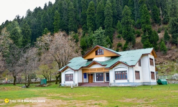 Aharbal Unexplored Kashmir