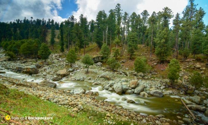 Trek to Doodhganga River Yusmarg