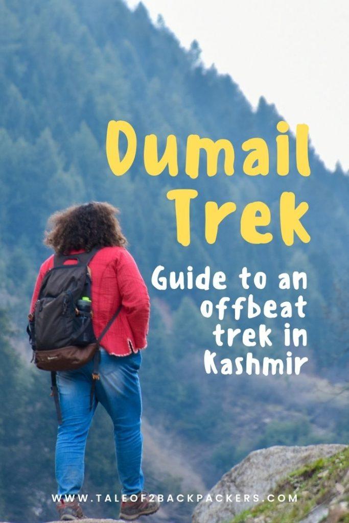 Dumail Trek Guide - offbeat Kashmir