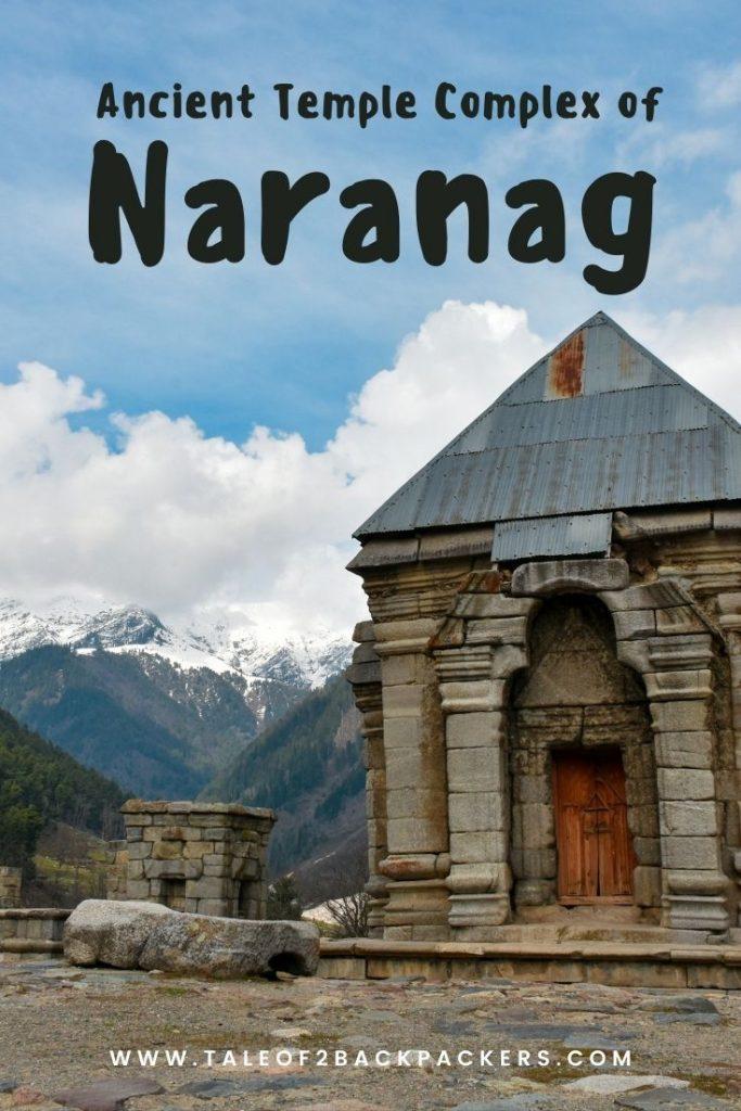 Naranag Temple Complex