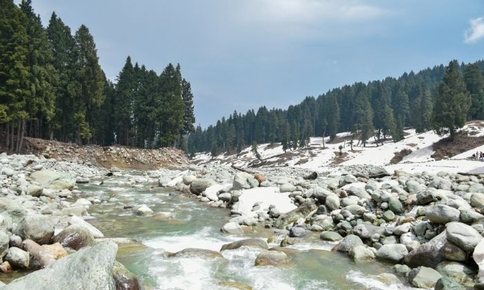 Shaliganga River