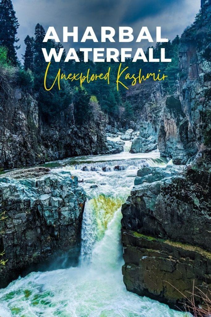 Unexplored Kashmir - Aharbal Waterfalls in Kulgam district