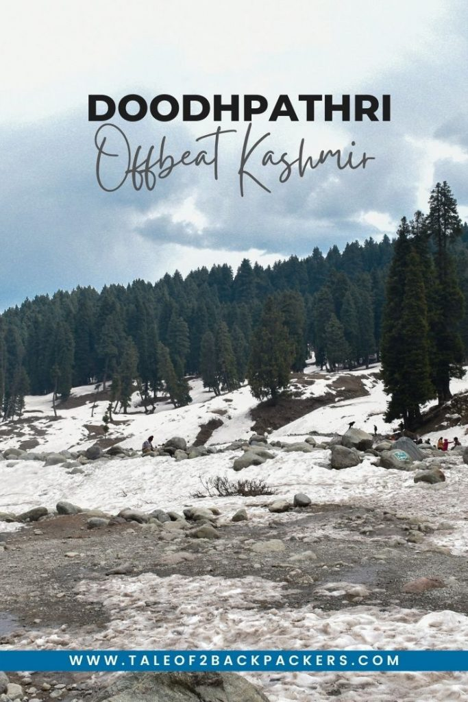 Unexplored and offbeat places in Kashmir