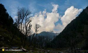 Views from Dumail Trek