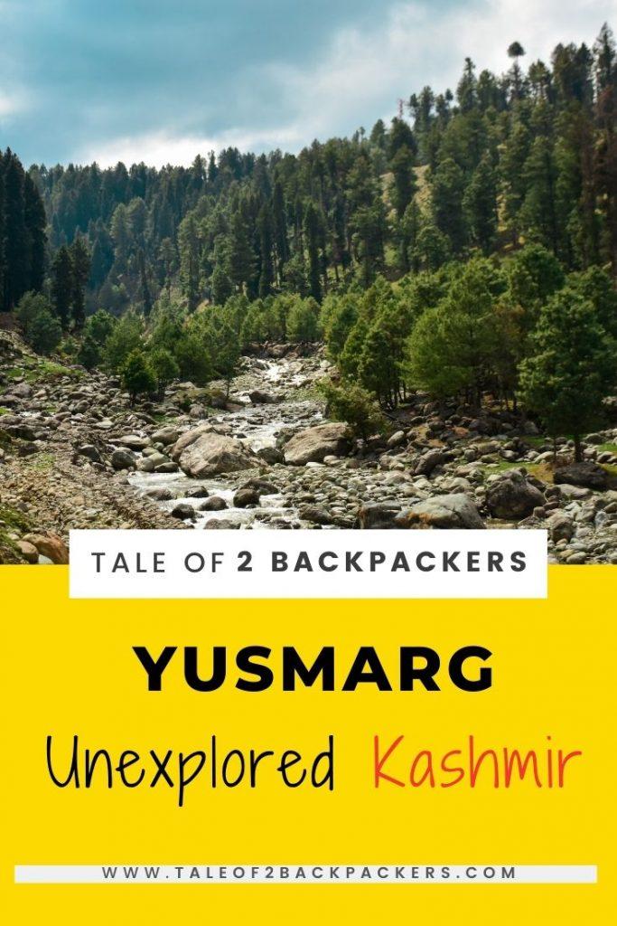 Yusmarg Travel Guide